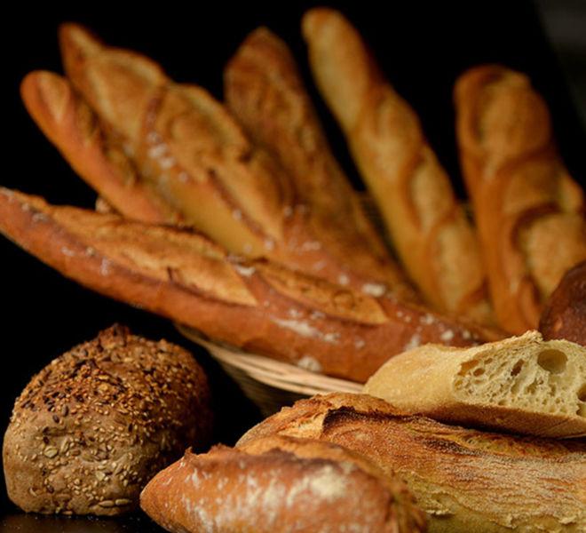 Photo produits gamme de pains par Kreastyl Communication